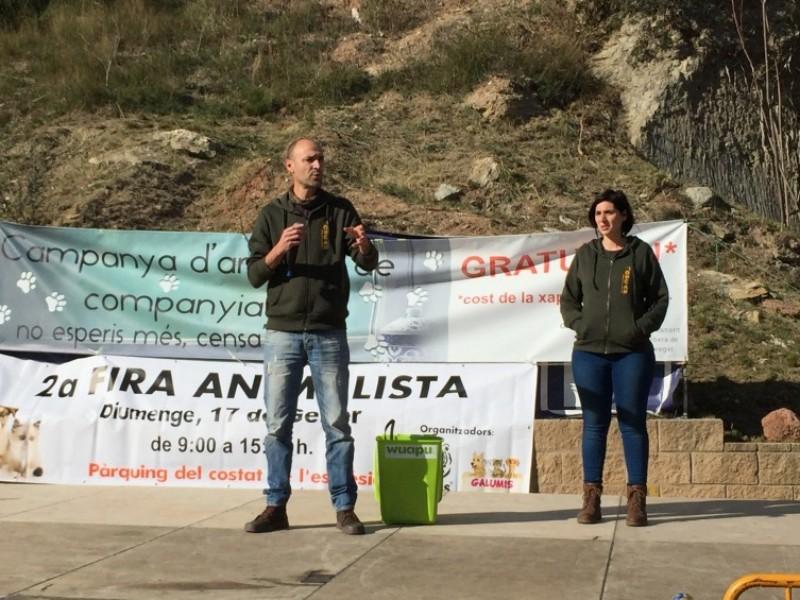 Boncan talleres educativos y coloquios sobre perros Barcelona