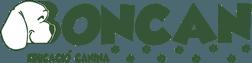 Boncan, adiestramiento, educación y modificación de conducta canina en Barcelona - Logotipo